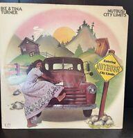 Ike & Tina Turner-Nutbush City Limits Record LP Original Release 1973