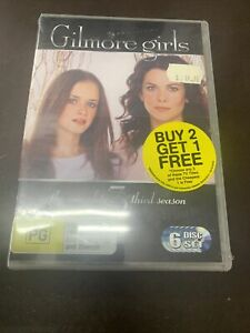 Gilmore Girls: Season 3 [Region 4] - DVD