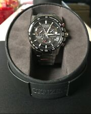 Citizen Eco-Drive AT4008-51E Wrist Watch for Men