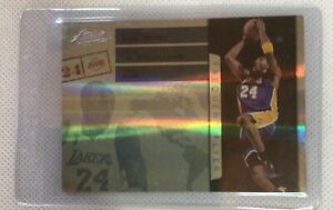 2009-10 Panini Absolute Memorabilia Kobe Bryant Frequent Flyer Spectrum  #79/100
