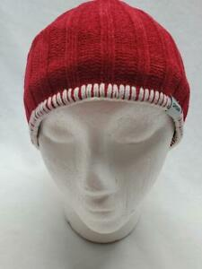 Spyder Kids Slope Beanie Hat Ruby Red NEW