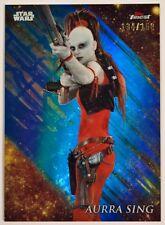 Star wars force attax Aurra sing #083