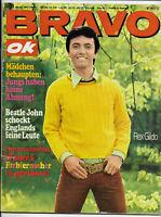 BRAVO Nr.31 vom 24.7.1967 Rex Gildo, Julie Christie, John Lennon, Rolling Stones