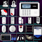 KERUI 5900G Wireless/Wired APP control 2G-GSM SMS Home Security Alarm System