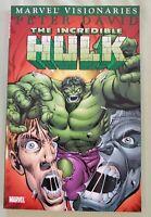 The Incredible Hulk vol 5 Peter David Vol 5 TPB TP Marvel visionaries comic OOP