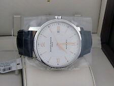 NEW Baume et Mercier Classima Silver Dial Automatic Dress Men's Watch 10075