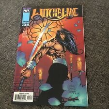 TOP COW. WITCHBLADE COMIC. J.D. SMITH. FEB 28, 1998