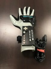 Power Glove For Nintendo NES Vintage Gray Grey 4E