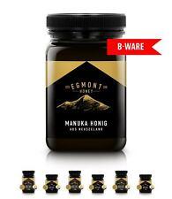 Manuka Honig B-WARE Egmont Honey MGO 280 bis 1200+ 250-500g aus Neuseeland
