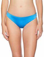Bikini Lab Womens Swimwear Azure Blue Size Medium M Bikini Bottom $46 831