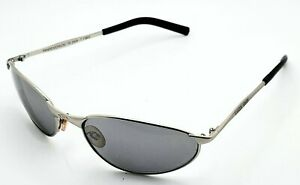 Killer Loop Pandemonium W2409 T11602 Silver Wrap Sunglasses - Scratched Lenses