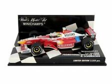 WOW EXTREMELY RARE Williams FW21 Promo Schumacher Barcelona 1999 1:43 Minichamps