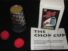 The Wonderfool Chop Cup Magic Trick - Close Up, Street, Cups & Balls, Stage