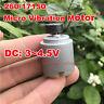 DC3V 5V 6V Strong Vibration Micro R260 Vibrating Vibrator Motor DIY Toy Massager
