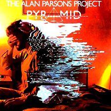 LP - The Alan Parsons Project - Pyramid (ELECTRONIC ROCK) NUEVO DE TIENDA - NEW