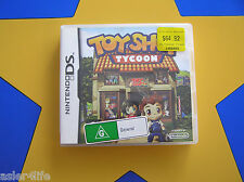 TOY SHOP TYCOON -  NINTENDO DS