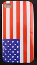 COVER IPHONE 4 4S USA-FLAGGE US VEREINIGT AMERIKA KUNSTSTOFF
