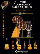 The Larsons' Creations - Centennial Edition Learn to Play MUSIC BOOK & CD