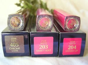 Estee Lauder - Pure Color Love - Matte Liquid Lip #204 - Sassed Up - BNIB