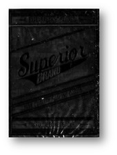 Superior - Skull & Bones Poker Spielkarten Cardistry Playing Cards