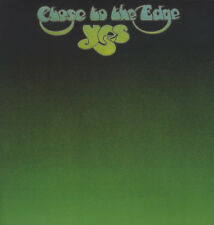 YES - Close To The Edge (CD, Jewel Case, Remaster 1972/1994)