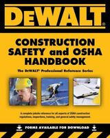 Dewalt Construction Safety and OSHA Handbook, Paperback by Johnson, Dan, Like...