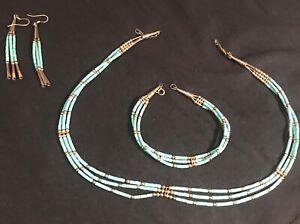 Sterling Silver & Bead Necklace, bracelet and earring boxed set - Warren James