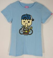 ECSTASY JAPAN STYLE UNISEX T SHIRT SIZE S Small BLUE