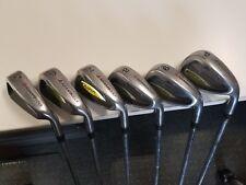 Adams Ovation Iron Set 5-PW. Stock Steel Shafts. Uniflex.