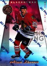 1997-98 Pinnacle Certified Mirror Red #101 Alexei Zhamnov