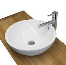 Burgtal Design Keramik Aufsatz Waschbecken Waschschale Handwaschbecken BKW-01