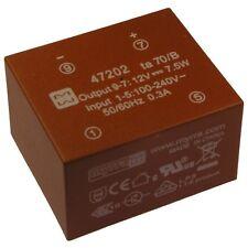 myrra 47202 Trafo 100-240V AC/DC-Wandler 12V 625mA Electronic-Transformer 854809