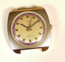 Timex Electric Watch 226 for Parts or Restore France Case w4p325