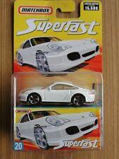 Matchbox Superfast 2006 - PORSCHE 911 TURBO  Nr. 20 NEU-OVP