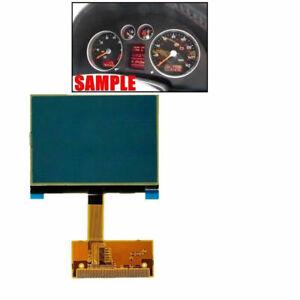 Instrument Cluster Glass Speedometer LCD Display Screen For Audi TT 8N Series UK