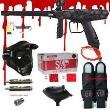 Tippmann GRYPHON FX SKULL .68 CAL Paintball Gun Kit - READY PLAY BLOOD PACKAGE
