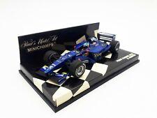 1:43 Minichamps Formula 1 Prost Peugeot AP03  #15 N.Heidfeld Modellauto #4354