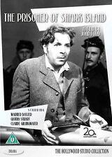 The Prisoner of Shark Island 1936 DVD