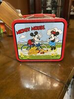 Limited Edition Mickey Mouse Mini Lunch Box Shortbread Cookies
