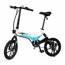 Refurbished Swagcycle EB7 Folding Electric Bike Lithium-ion Battery 350W Motor W