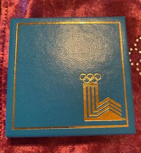 LAKE PLACID 1980  -  OLYMPIC MEDAL