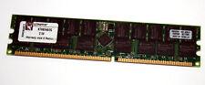 2GB Kingston DDR1 PC2700R 333MHz ECC Reg Server RAM CL2.5 KTH8348/2G Memory