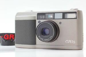 【 Lesen! Nahe Mint Ohne Ricoh GR1s Punkt & Shoot 35mm Film Kamera Aus Japan #352