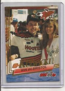 Alan Kulwicki 1993 Rookie Thunder Win #4-Bristol #59
