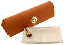 New Original Tory Burch eyeglasses Case + Cloth