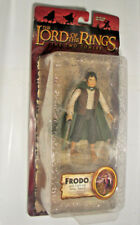 Lord of the Rings - Action Figure - Frodo with Light-Up Sting Sword - NIB