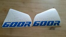 Honda XR600 R XR 600 XR600R Tank decal sticker