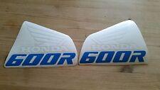 Honda XR600 R XR 600 XR600R Tank decal sticker