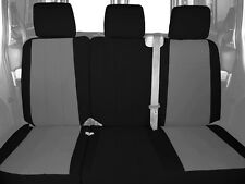 Seat Cover Rear Custom Tailored Seat Covers TY478-08NN fits 12-16 Toyota Prius C
