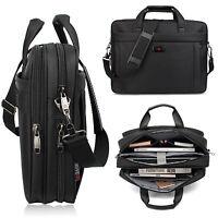 14-15.6'' Backpack Laptop Shoulder Messenger Case Bag Business Briefcase Handbag
